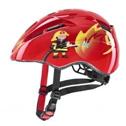 Kask rowerowy dziecięcy UVEX Kid 2 Red
