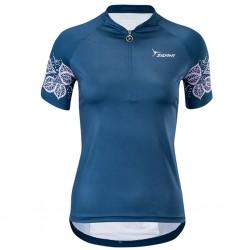 Koszulka SILVINI Sabatini niebieska