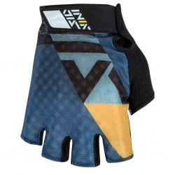 Rękawiczki rowerowe SILVINI Anapo niebieskie