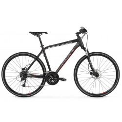 Rower crossowy KROSS Evado 5.0 Black/Red 2021