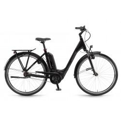 Rower elektryczny WINORA Tria N7eco Monotube Black 2021