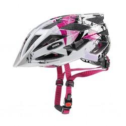 Kask rowerowy UVEX Air Wing White/Pink