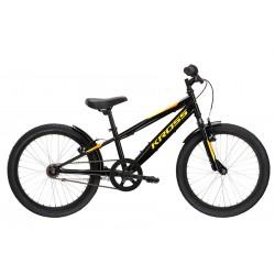 Rower górski MTB KROSS Racer 5.0 Czarny/Żółty