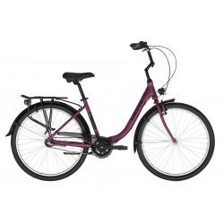 Rower miejski KELLYS Avery 10 Purple