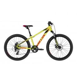 "Rower górski KELLYS Marc 50 Yellow 2021 24″/12,5"""