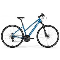 Rower crossowy MERIDA Crossway 15-D Lady Blue 2021
