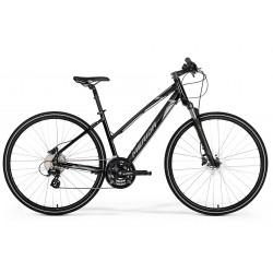 Rower crossowy MERIDA Crossway 15-D Lady Black 2021