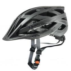 Kask rowerowy UVEX I-vo CC Czarny/Smoke Mat