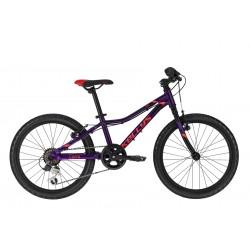 """Rower KELLYS Lumi 30 Purple 2021 20""""/10"""""""