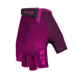 Rękawice rowerowe KELLYS Factor 021 Purple