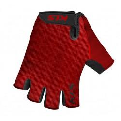 Rękawice rowerowe KELLYS Factor Red