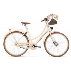 Rower miejski Le Grand Virginia Beżowy 2021
