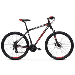 Rower górski MTB KROSS Hexagon 3.0 Czarny 2021