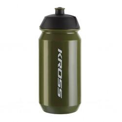 Bidon KROSS Pure 500 ml Dark Green