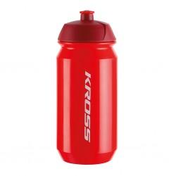 Bidon KROSS Pure 500 ml Red