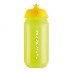 Bidon KROSS Pure 500 ml Yellow