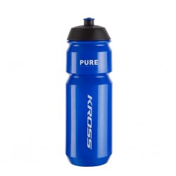 Bidon KROSS Pure 750 ml Blue