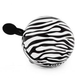 Dzwonek rowerowy Le Grand Retro XXL Gong Zebra