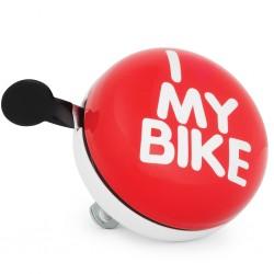 Dzwonek rowerowy Le Grand Retro XXL Gong Czerowny I My Bike