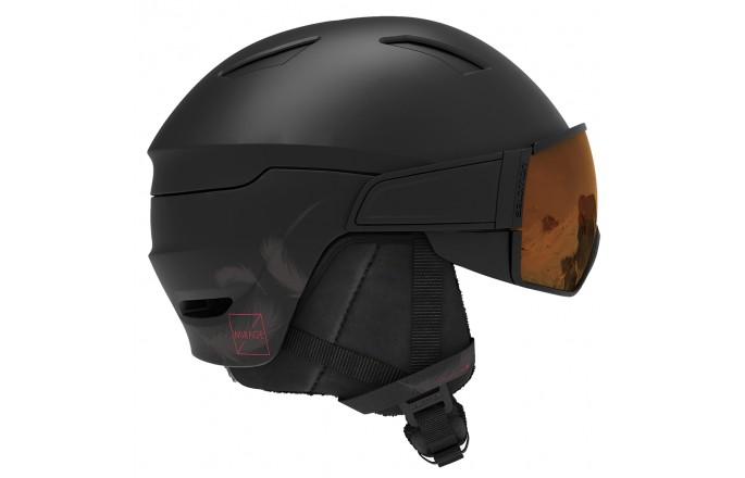 Kask SALOMON Mirage S Black/Red